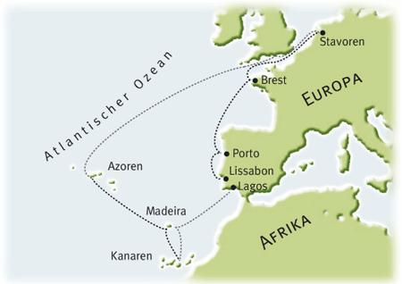 starthafen der titanic